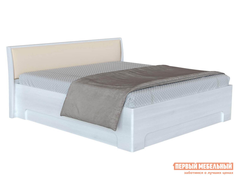 Двуспальная кровать с подъемным механизмом Первый Мебельный Прато с ПМ двуспальная кровать первый мебельный кровать бланес без пм кровать бланес с пм