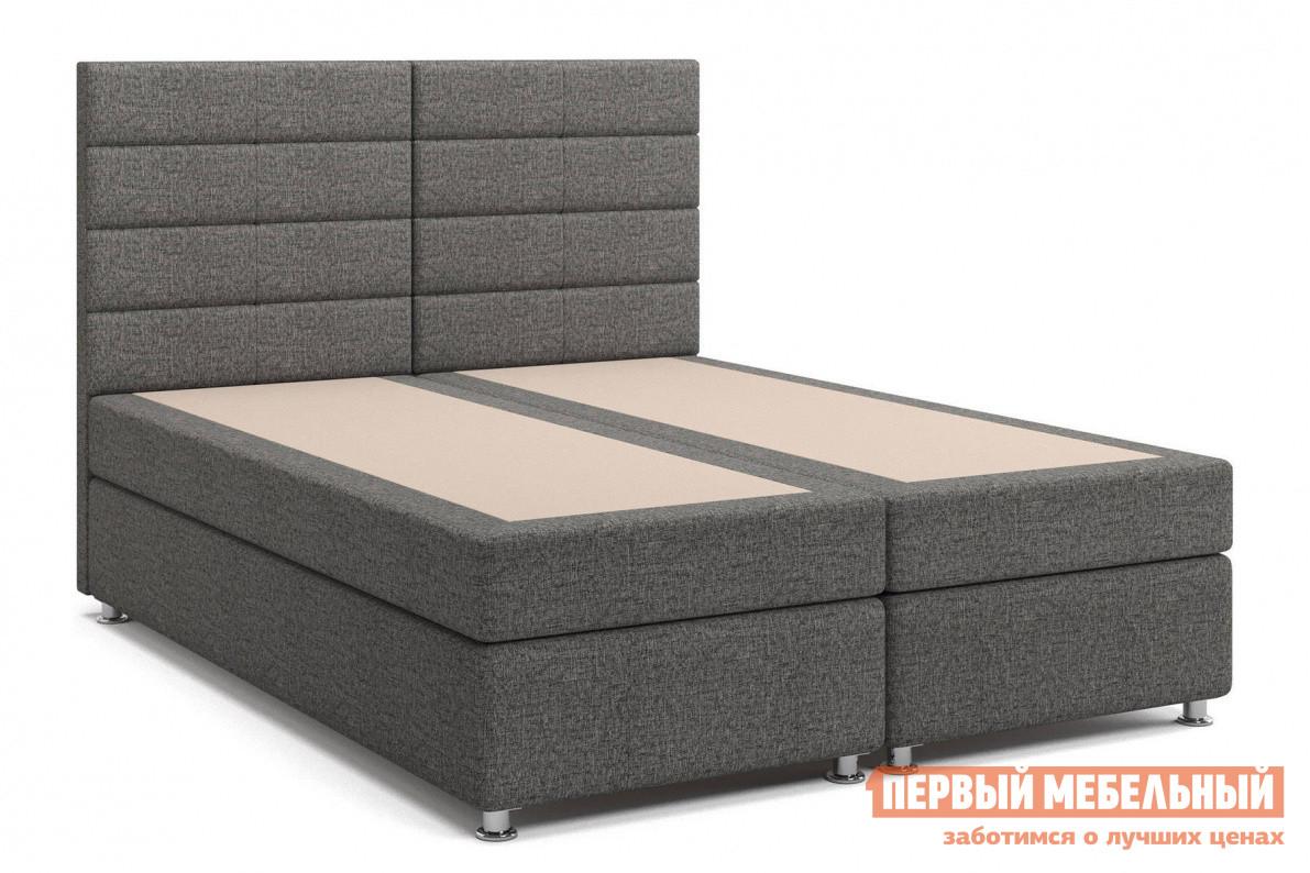 Двуспальная кровать с матрасом СтолЛайн Кровать Гаванна Box Spring (с матрасом)