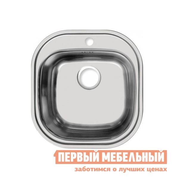 Фото Врезная мойка Первый Мебельный Мойка Ukinox Galant 465.488 матовая