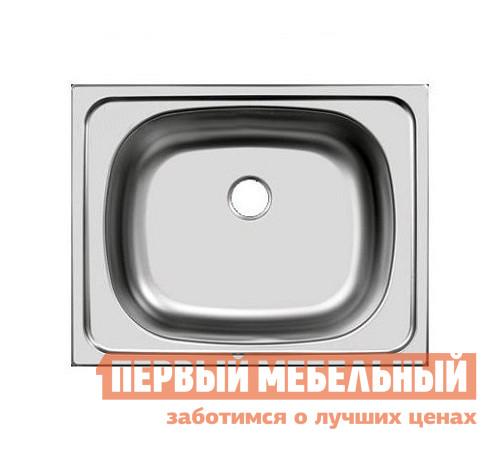 Мойка ПМ Мойка Ukinox Classic 500.400 матовая Матовая нержавеющая сталь
