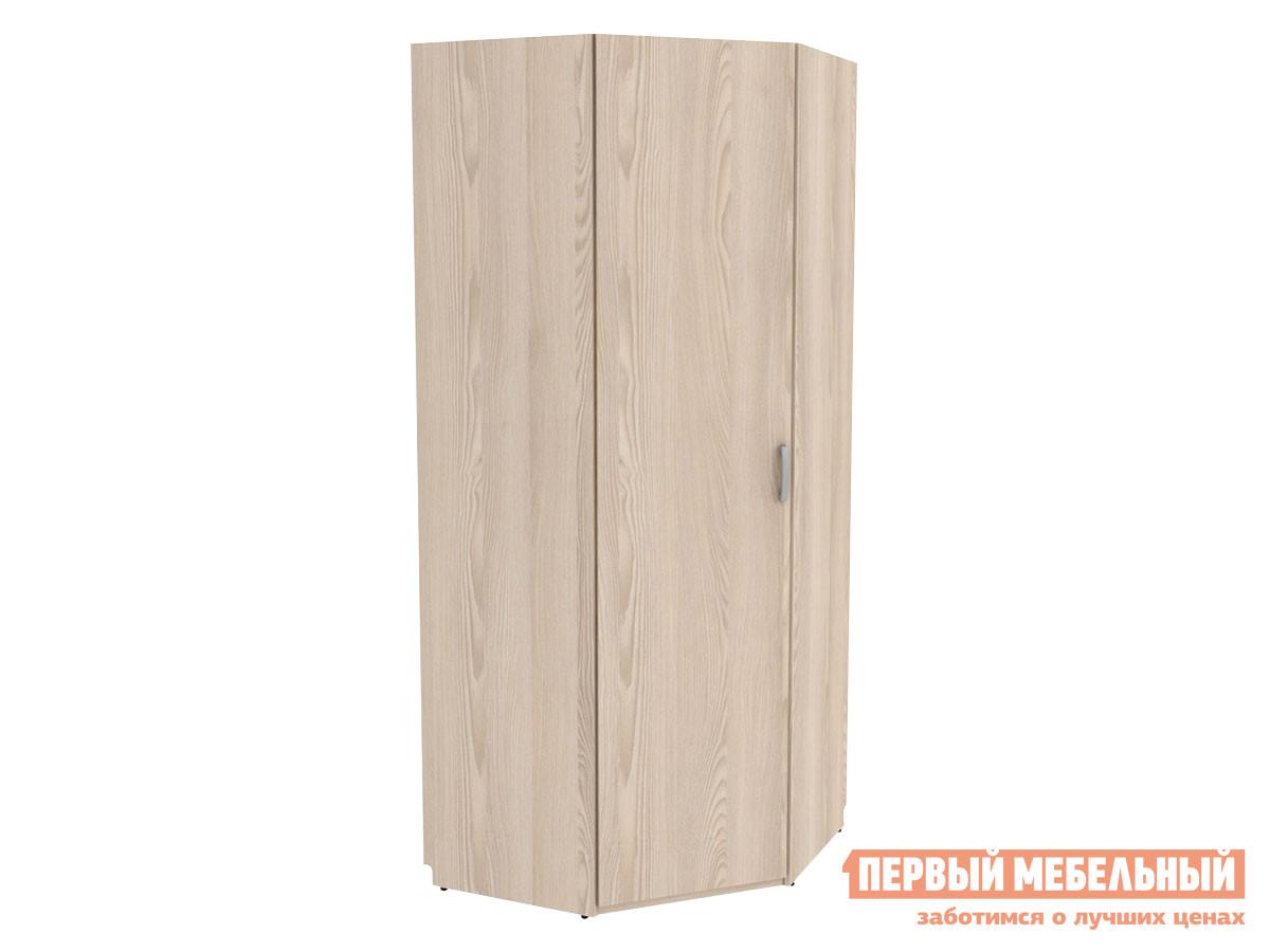 Угловой детский шкаф Первый Мебельный Шкаф угловой Дарина АРТ. УШ03