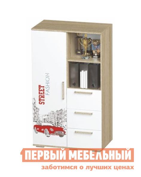 Первый Мебельный Шкаф многофункциональный Сенди цена