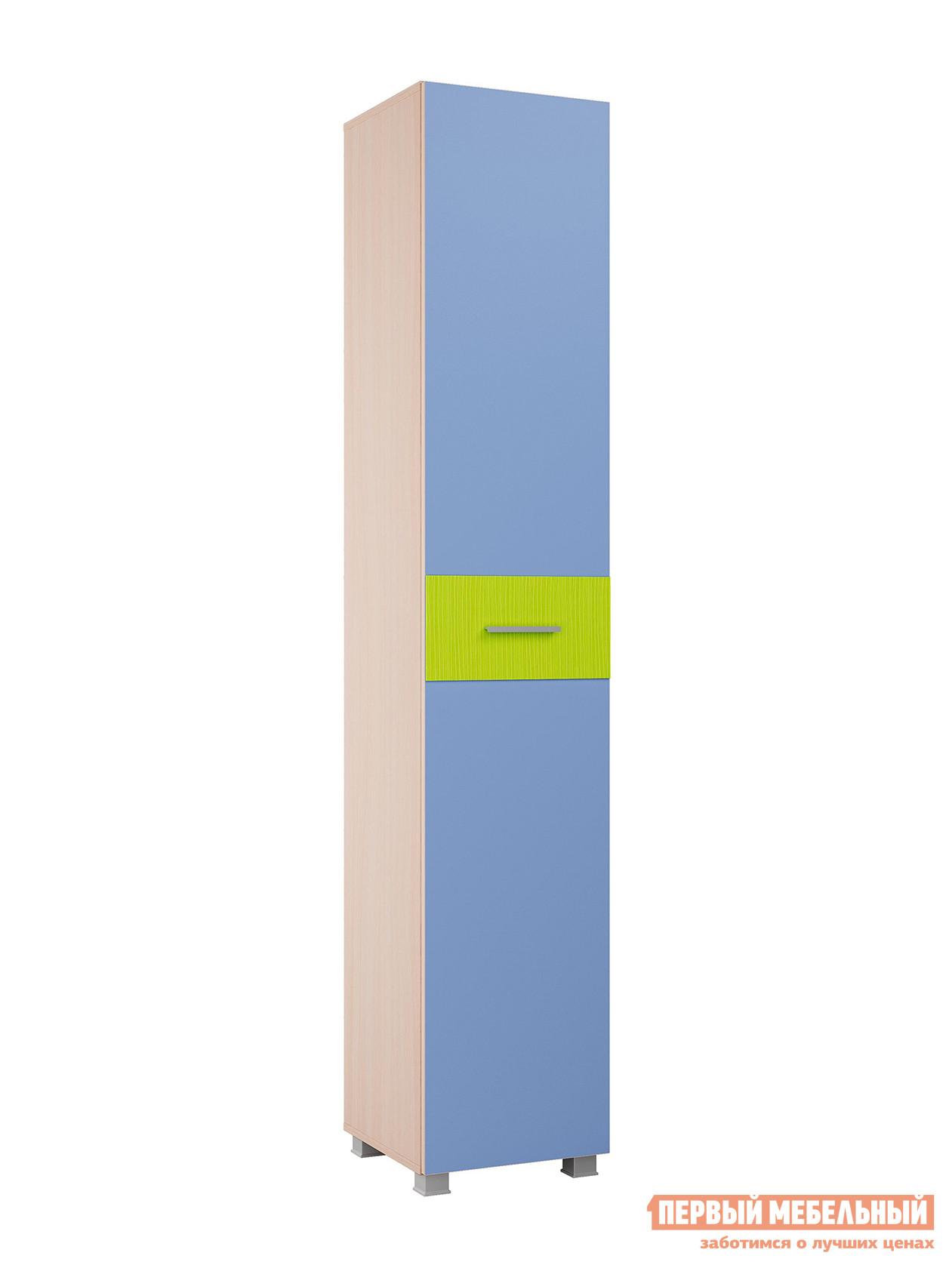 Шкаф-пенал детский Первый Мебельный Шкаф Лайк Д. 400
