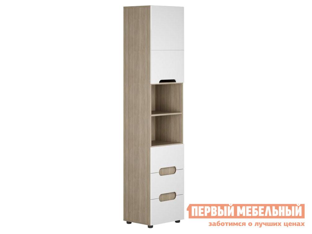 Детский шкаф-пенал Первый Мебельный Пенал полки+ящики Палермо 3 Юниор