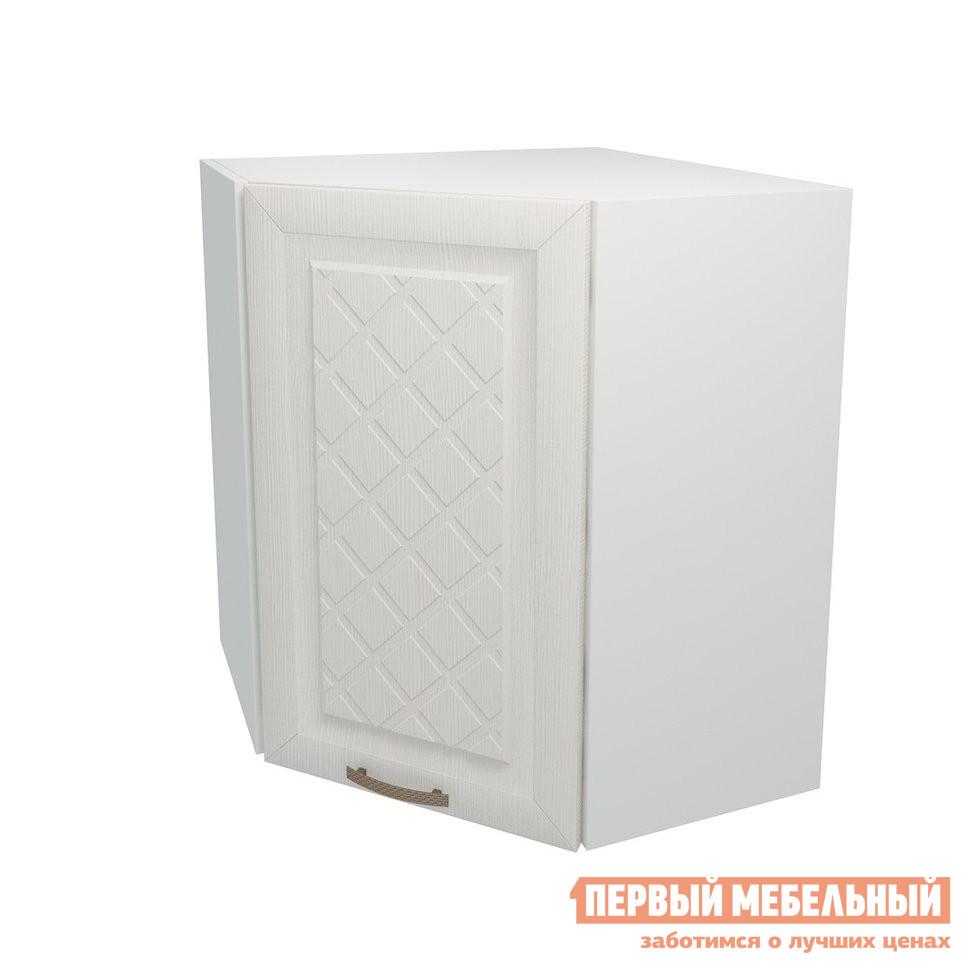 Шкаф ПМ: РДМ Шкаф угловой 1 дверь 60 см Агава Лиственница светлая от Купистол