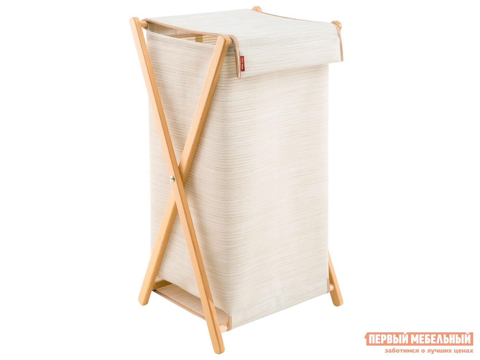 цены Корзина для белья Первый Мебельный Корзина для белья 30х25х60см