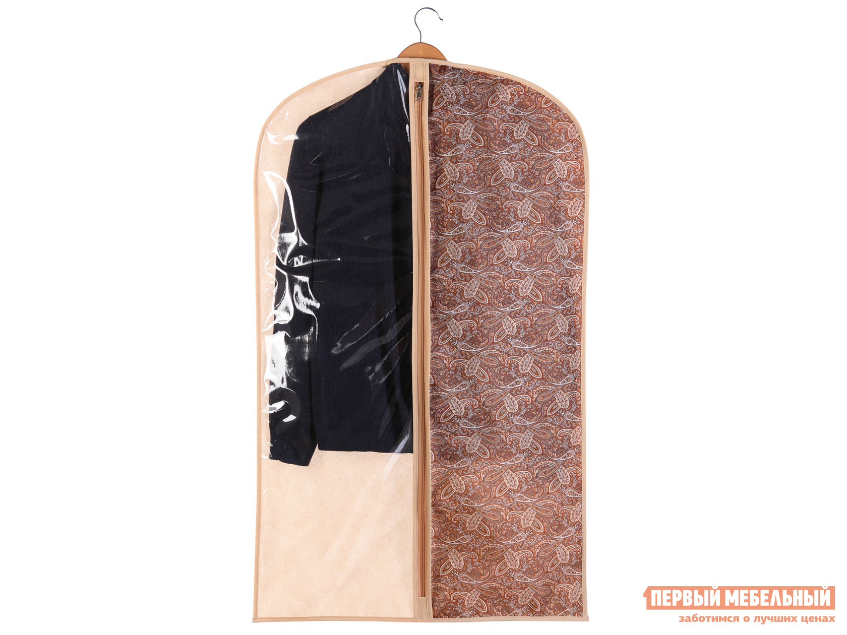 Чехол для одежды Первый Мебельный Чехол для одежды малый 60х100см