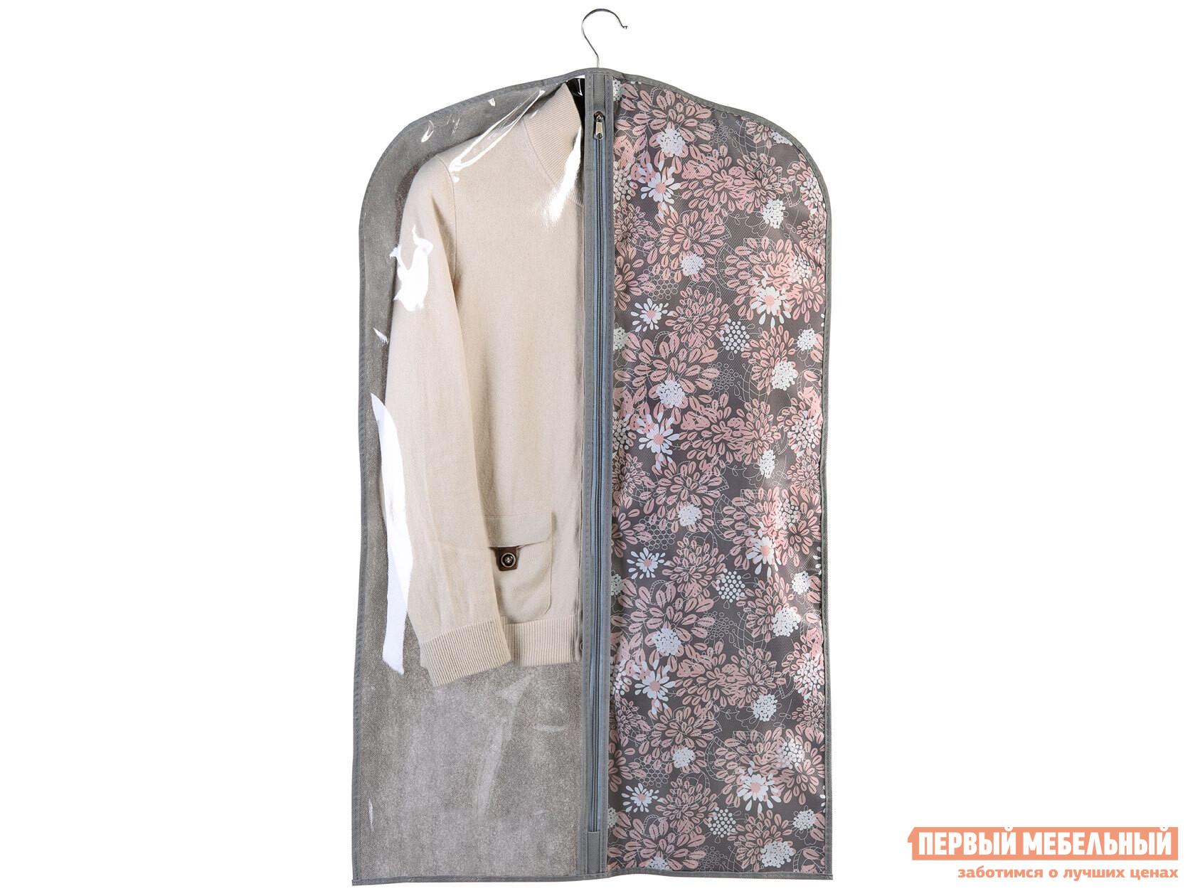 Чехол для одежды Первый Мебельный Чехол для одежды большой 60х130см
