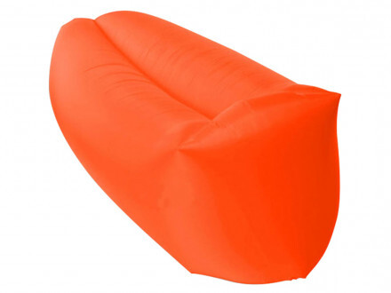 Надувной лежак