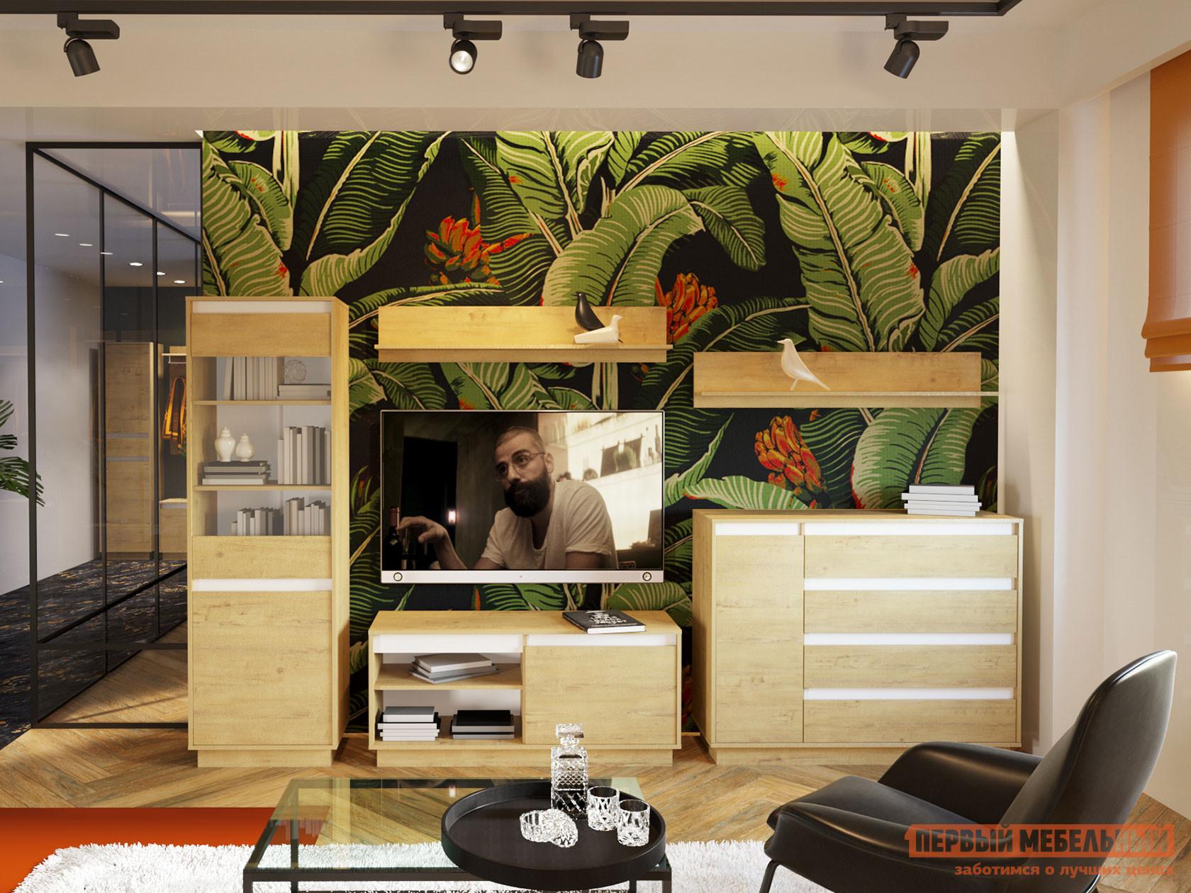 Гостиная Первый Мебельный Гостиная VIRGINIA комплектация 2 гостиная первый мебельный гостиная virginia комплектация 3