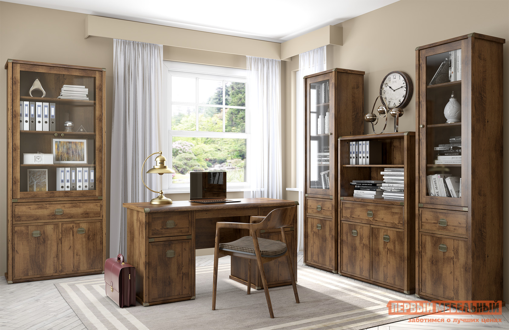 Набор для гостиной Первый Мебельный Магеллан ГК1