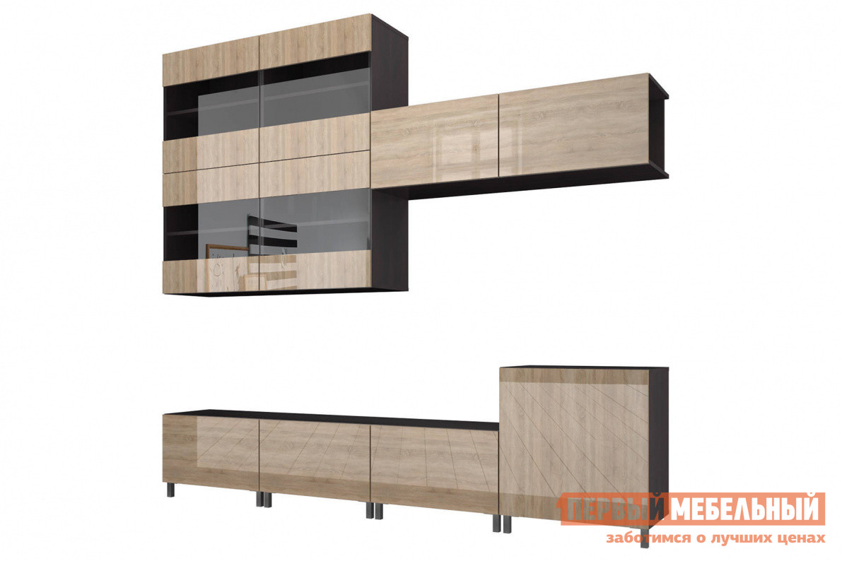 Гостиная Первый Мебельный Прадо 12 цена в Москве и Питере