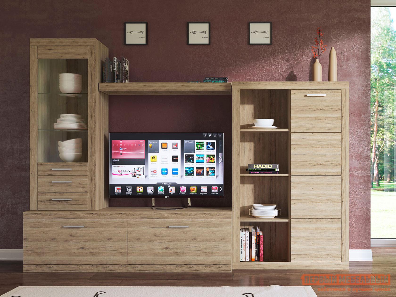 Гостиная Первый Мебельный Оскар К2
