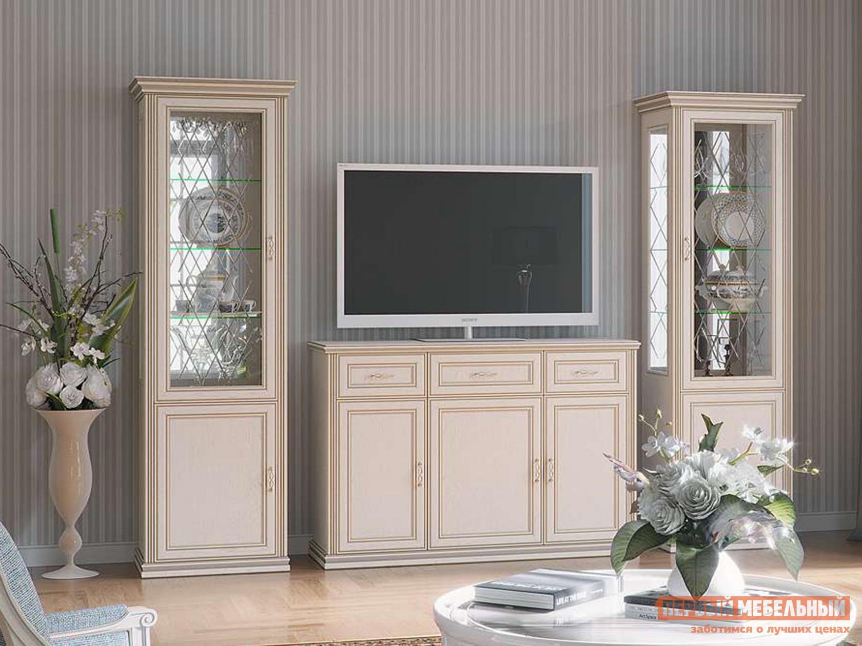 цена на Модульная стенка для гостиной Первый Мебельный Гостиная Венето
