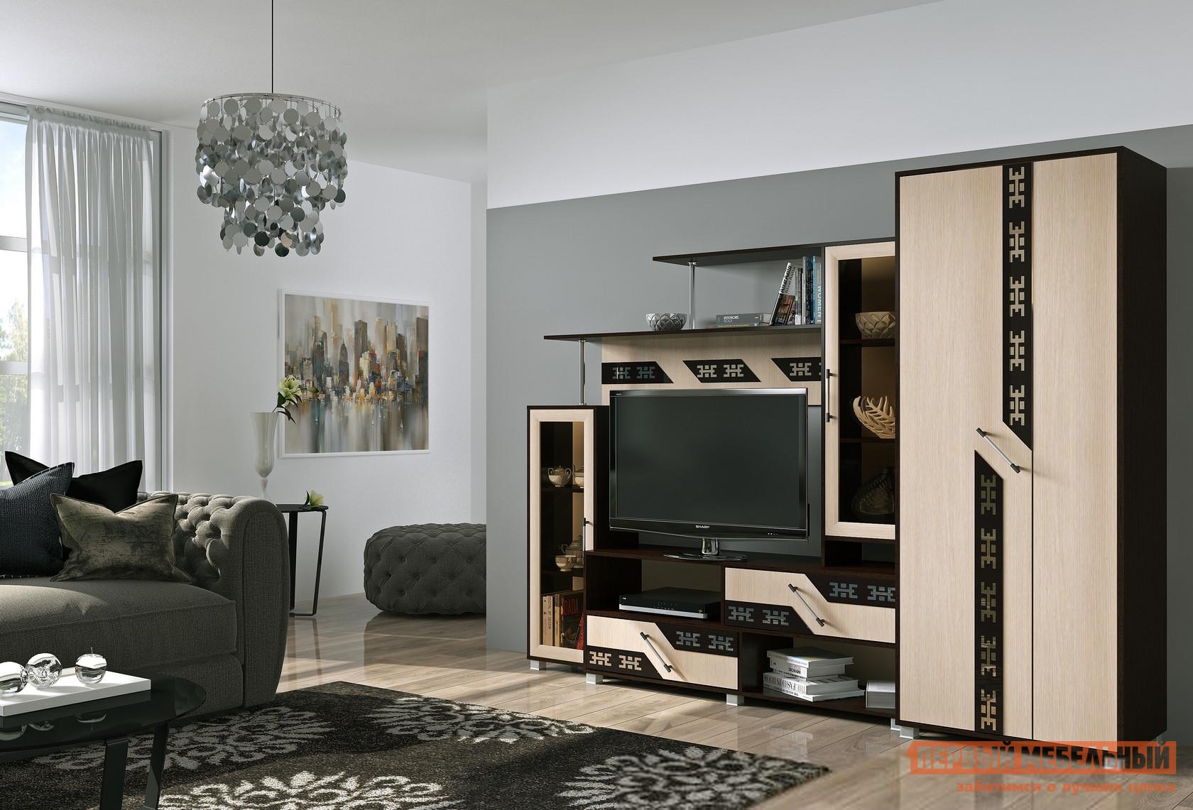 Стенка в гостиную Первый Мебельный Зодиак стенка в гостиную первый мебельный марсель