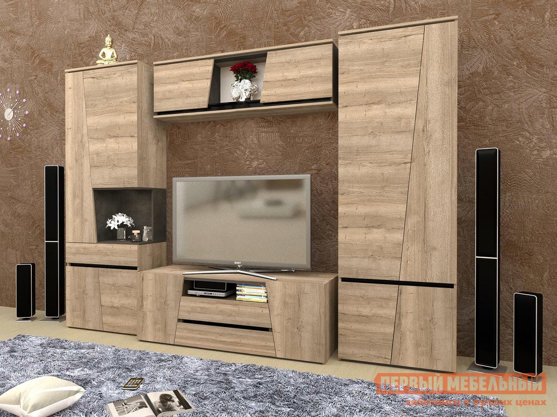 Гостиная Первый Мебельный Стреза ГС2 ящик первый мебельный ящик для кровати стреза new