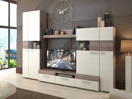 стенки в гостиную в современном стиле купить недорого современную