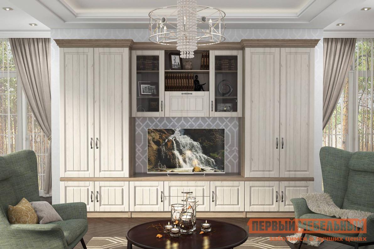 Гостиная Первый Мебельный Гостиная Прованс Люкс