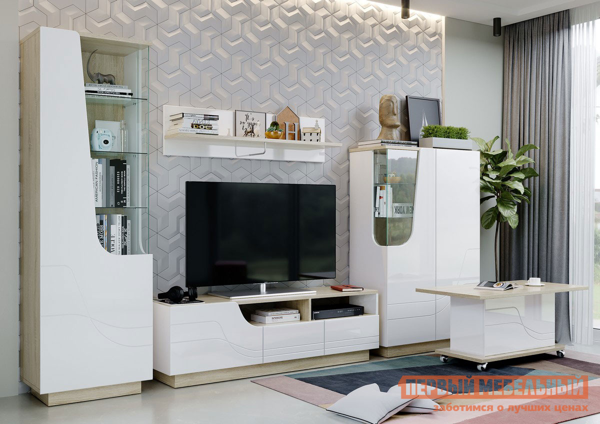 Гостиная Первый Мебельный Аура К1
