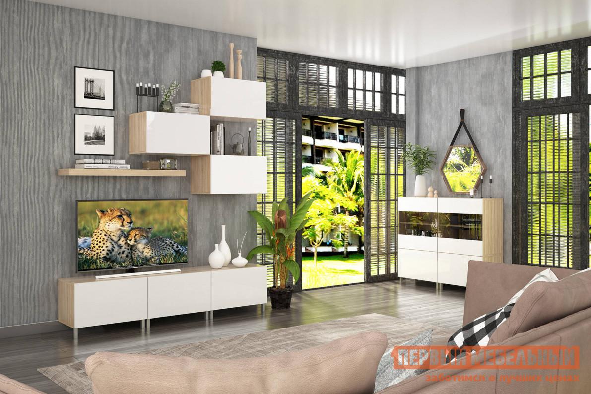 Гостиная Первый Мебельный Прадо 9