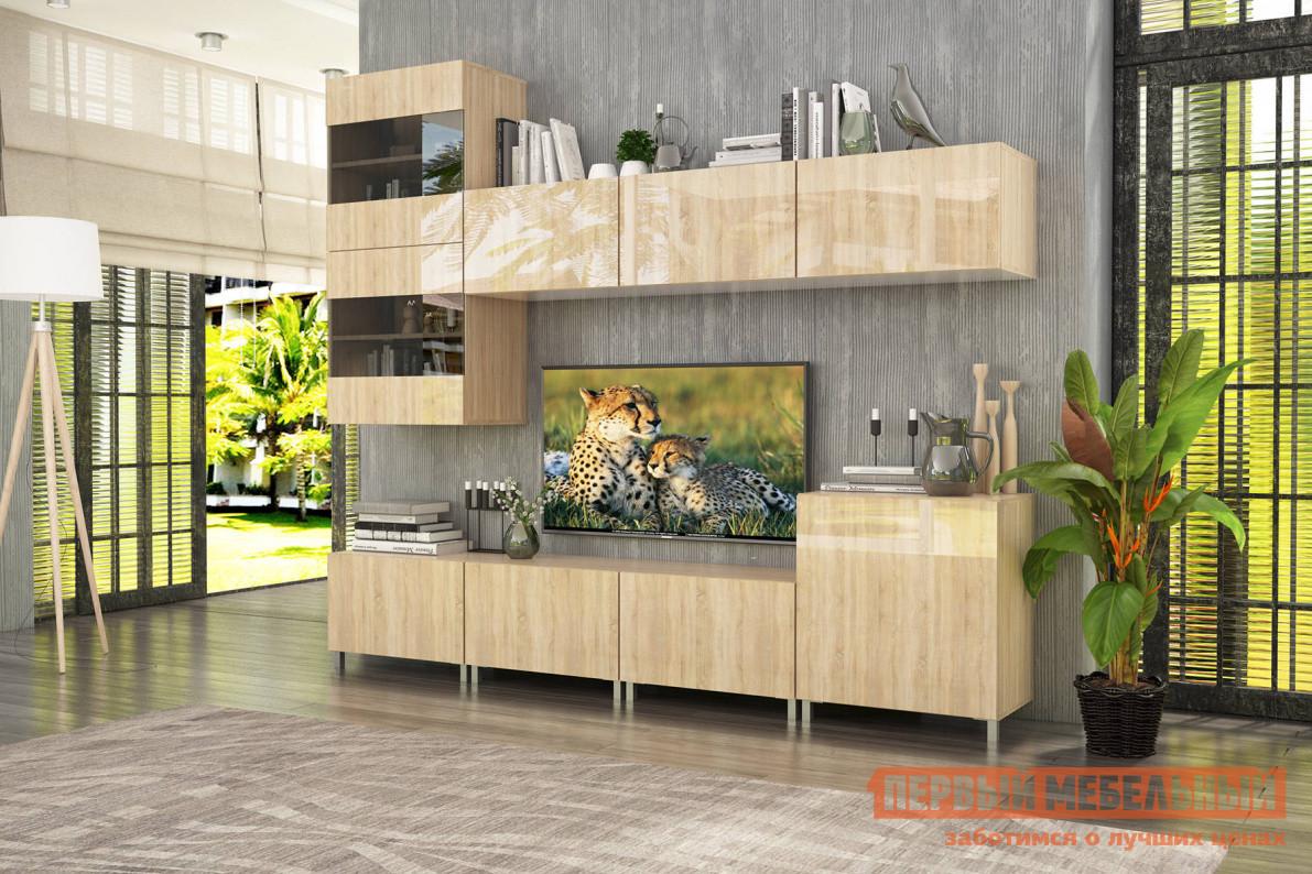 Гостиная Первый Мебельный Прадо 7 цена в Москве и Питере