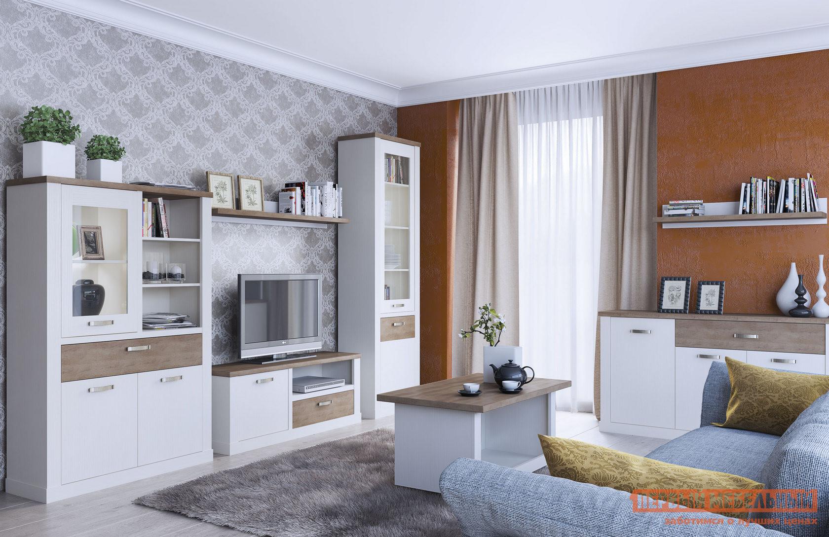 цены Гостиная Первый Мебельный Прованс лайт К1