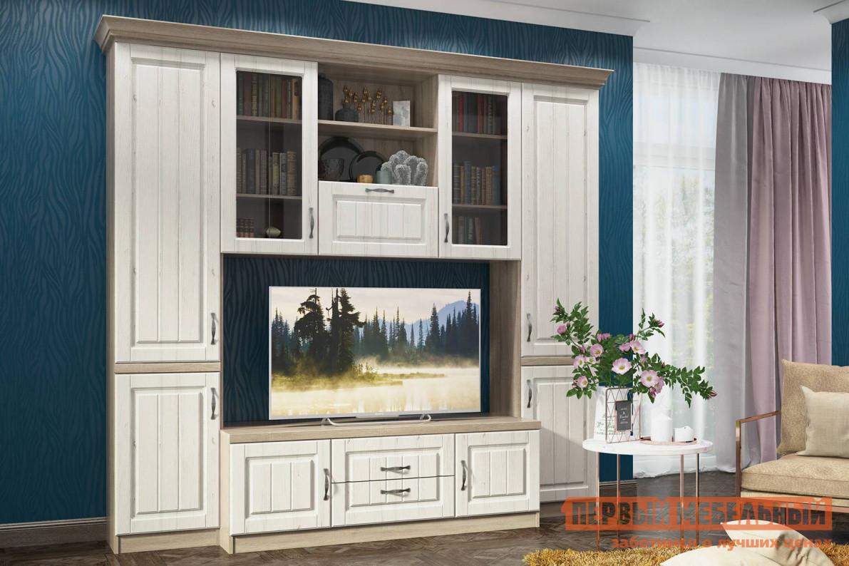 Гостиная Первый Мебельный Гостиная Прованс Софт