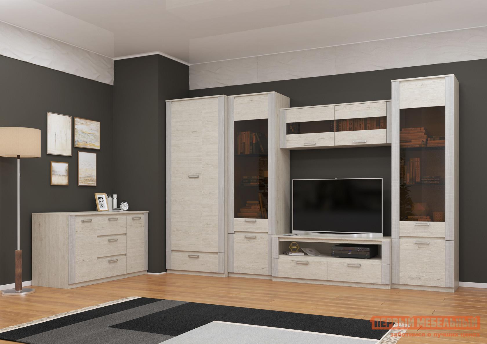 Гостиная Первый Мебельный Монте-Карло К1