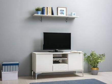 ТВ-тумба с полкой