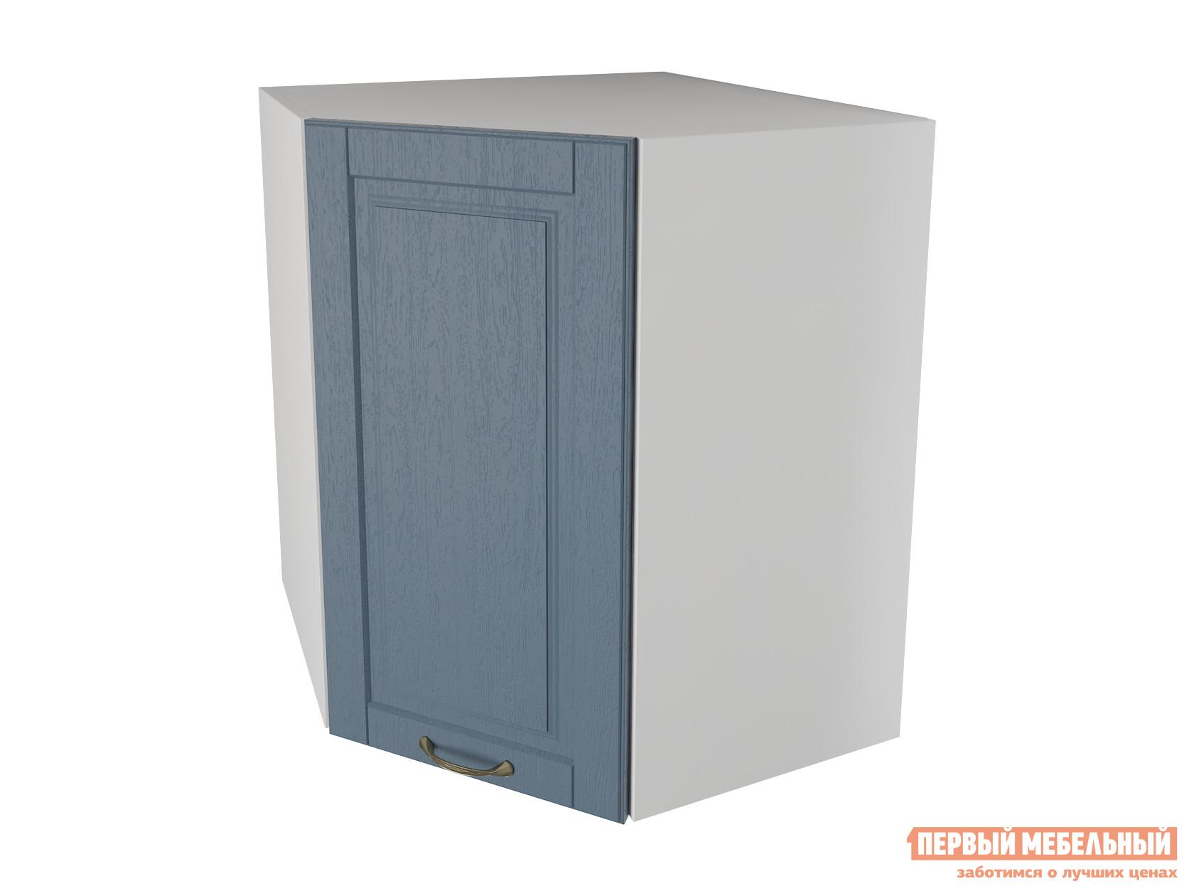 Кухонный модуль Первый Мебельный Шкаф угловой трапеция 1 дверь 60 см Палермо