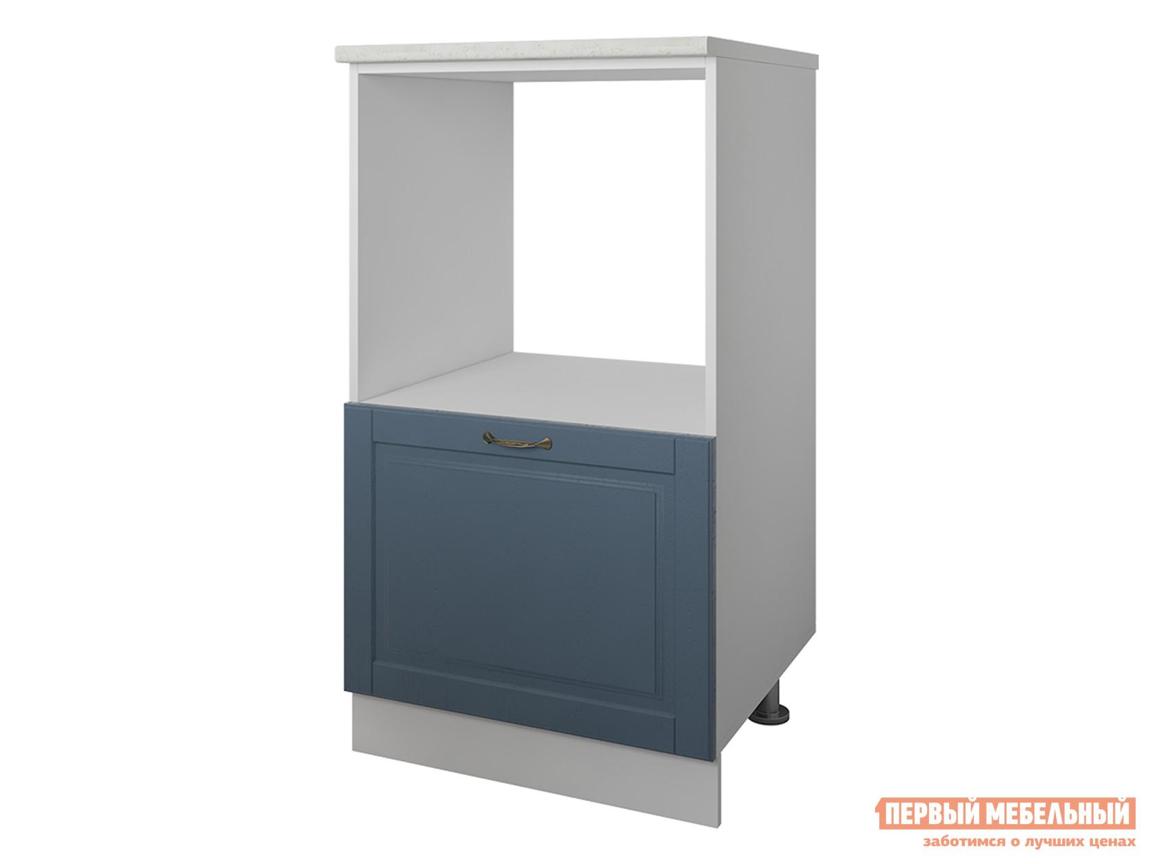 Кухонный модуль Первый Мебельный Полупенал под встраиваемую технику Н=100 см 1 ящик 60 см Палермо