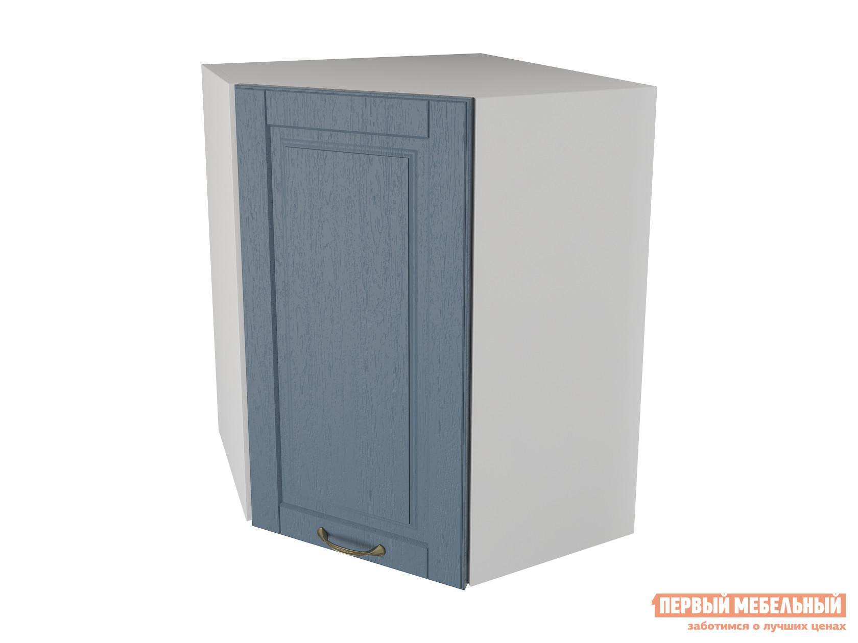 Кухонный модуль Первый Мебельный Шкаф угловой трапеция 1 дверь 55 см Палермо