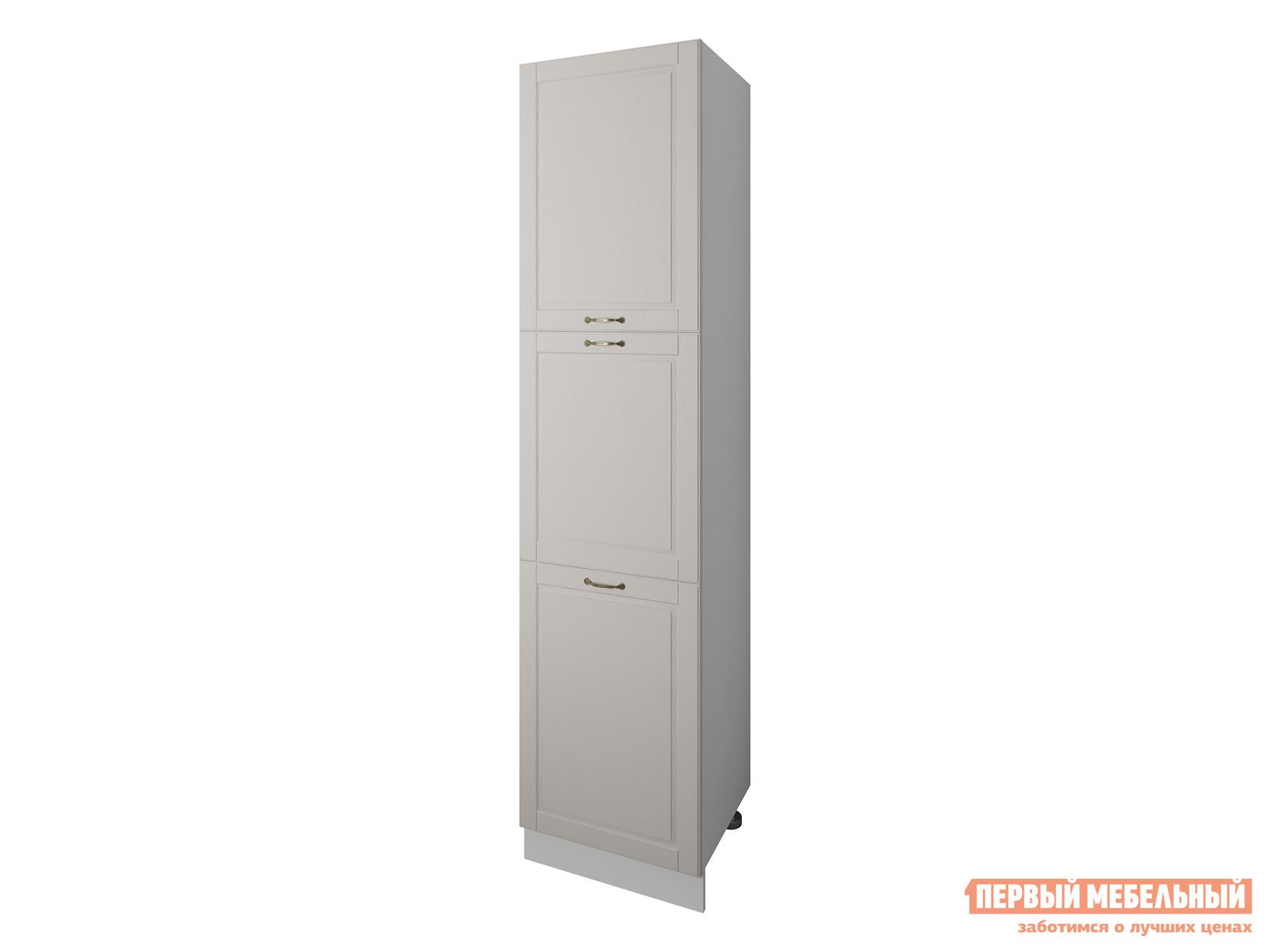 Кухонный модуль Пенал Н=200 см 3 двери 50 см Палермо Мускат фото