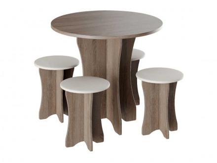 Обеденная группа для столовой и гостиной