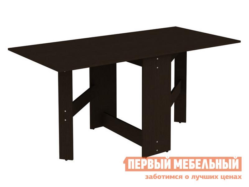 Кухонный стол Стол-книжка Мерлен С05 Венге фото