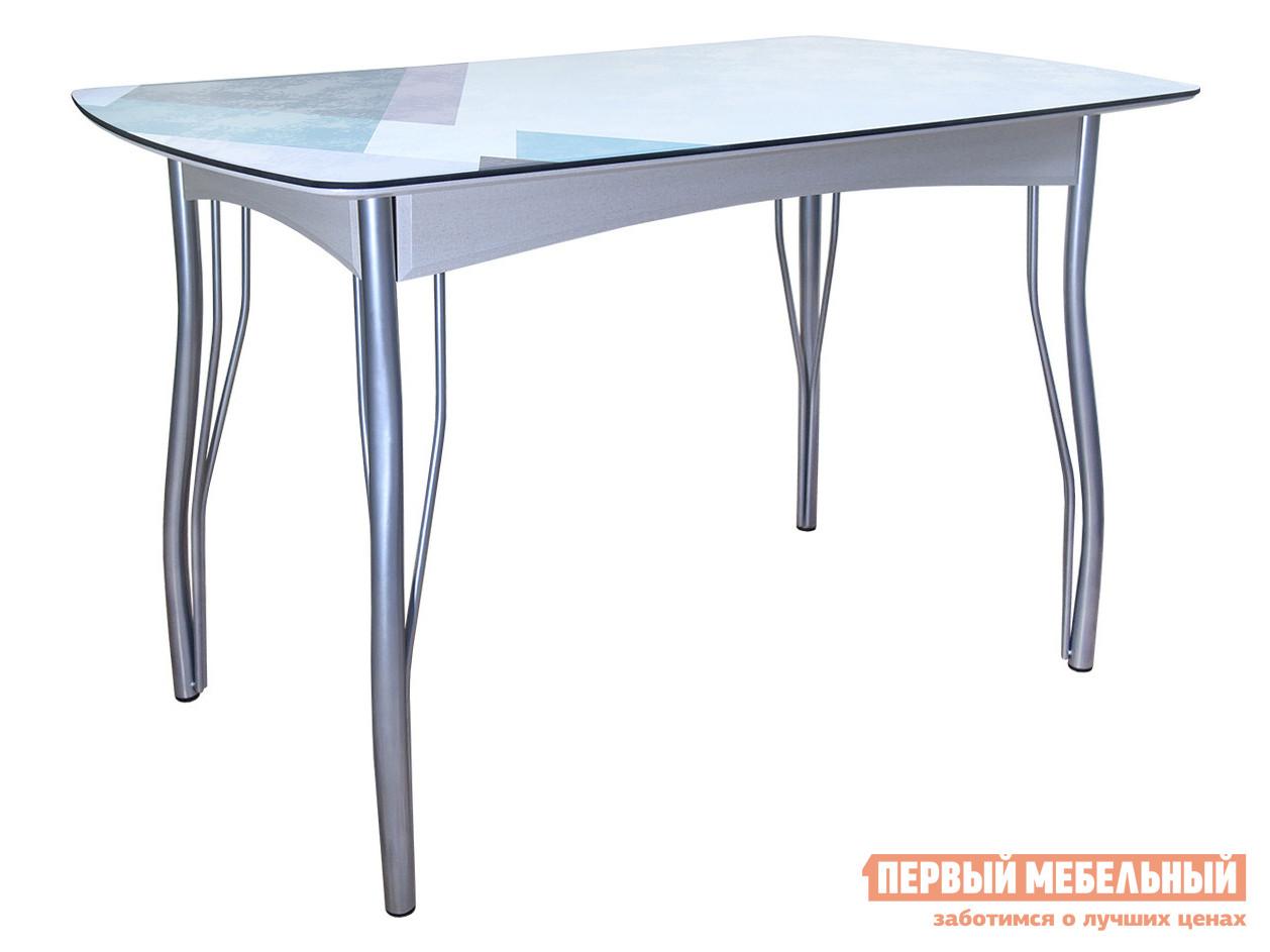 Кухонный стол  Стол обеденный Фиеста Геометрик — Стол обеденный Фиеста Геометрик