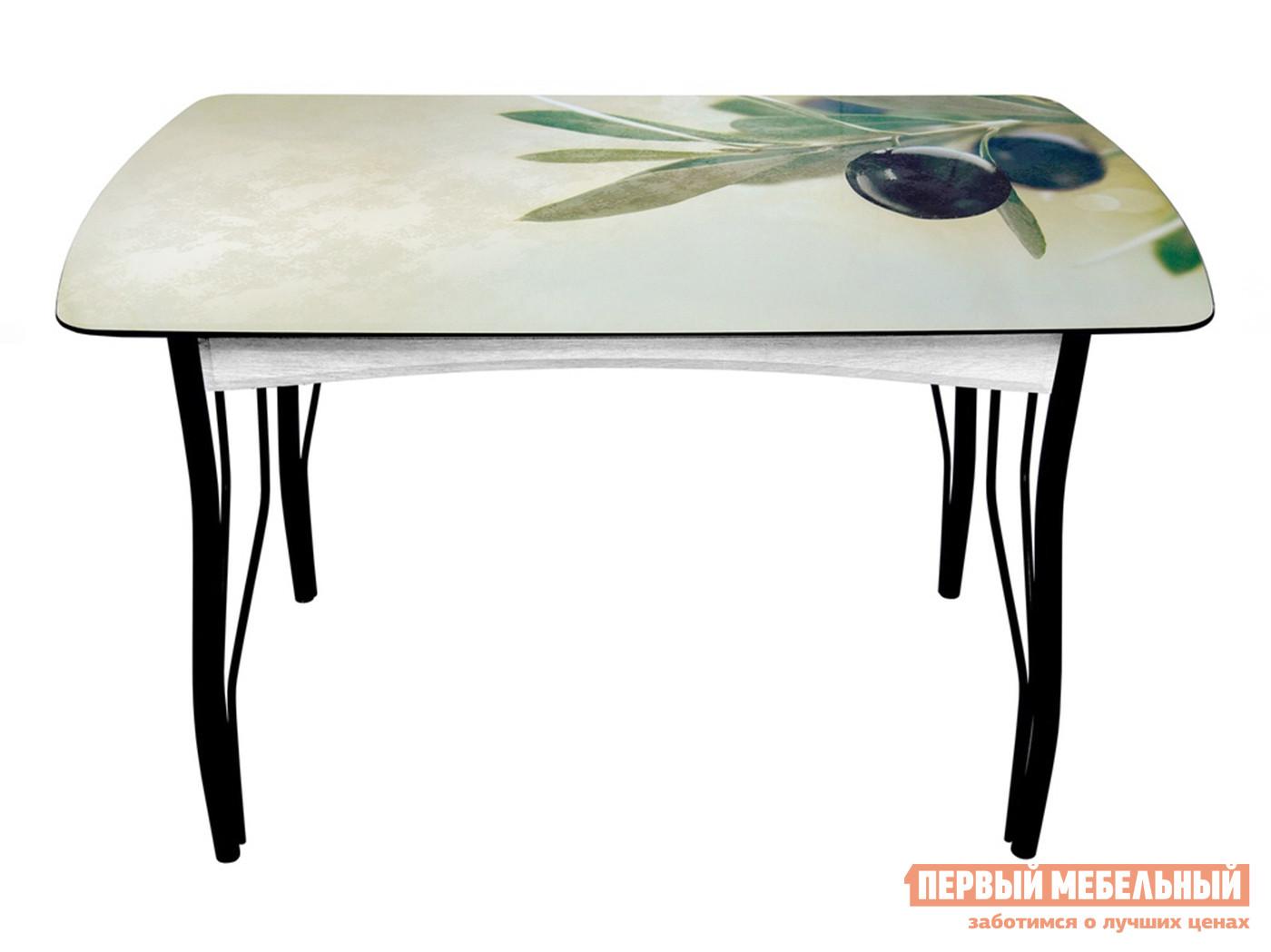 Кухонный стол  Стол обеденный Фиеста Олива — Стол обеденный Фиеста Олива