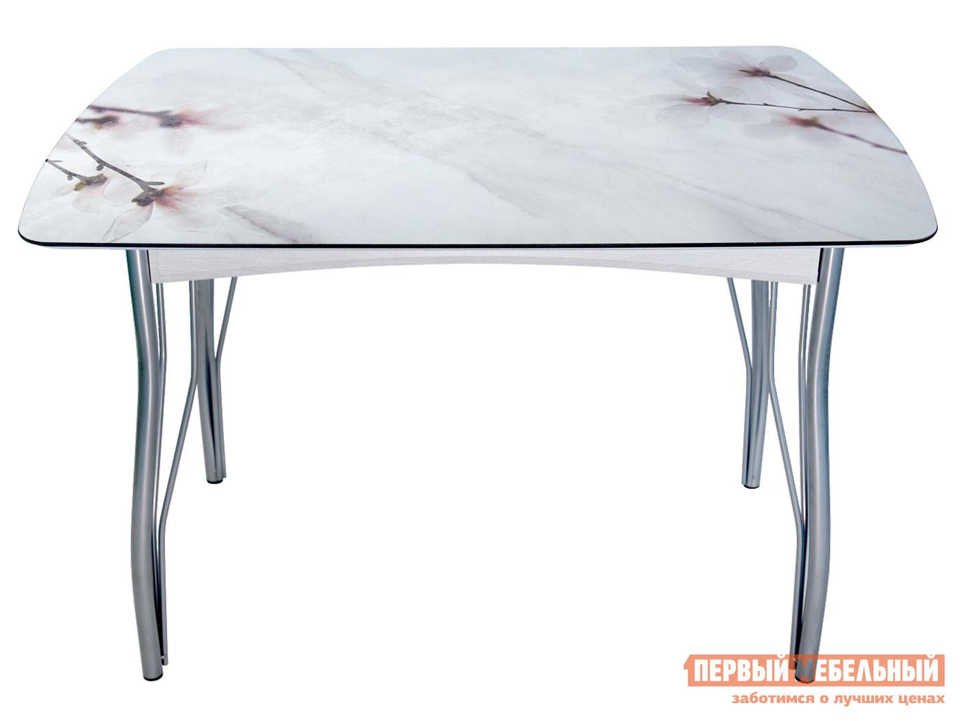 Кухонный стол  Стол обеденный Фиеста Магнолия — Стол обеденный Фиеста Магнолия