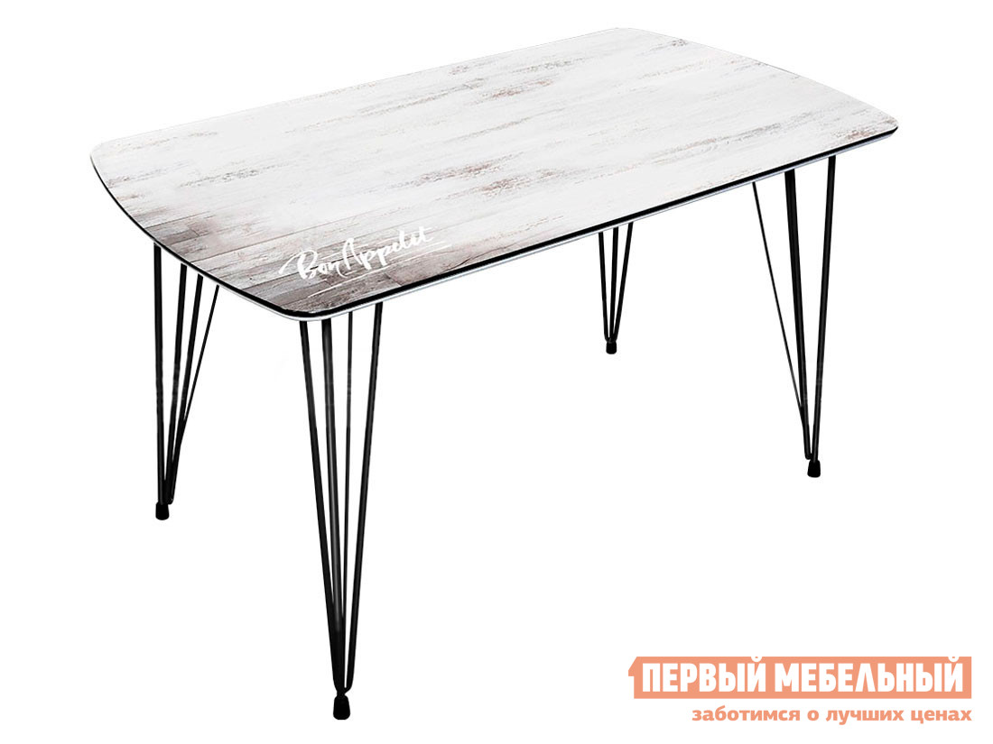 Кухонный стол Стол обеденный Фиеста 2 Дуб винтаж фото