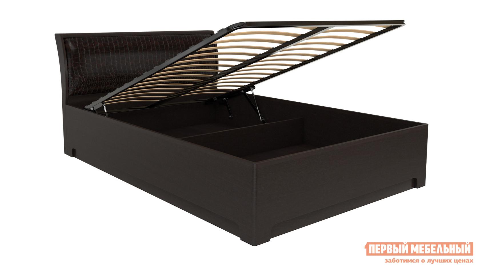 Полутороспальная кровать Первый Мебельный Парма 3-1,5 ПМ