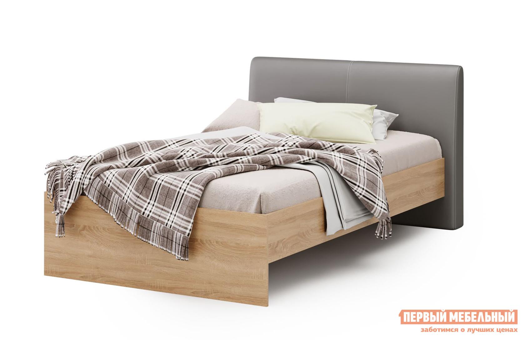 Полутороспальная кровать Первый Мебельный Кровать Мадрид