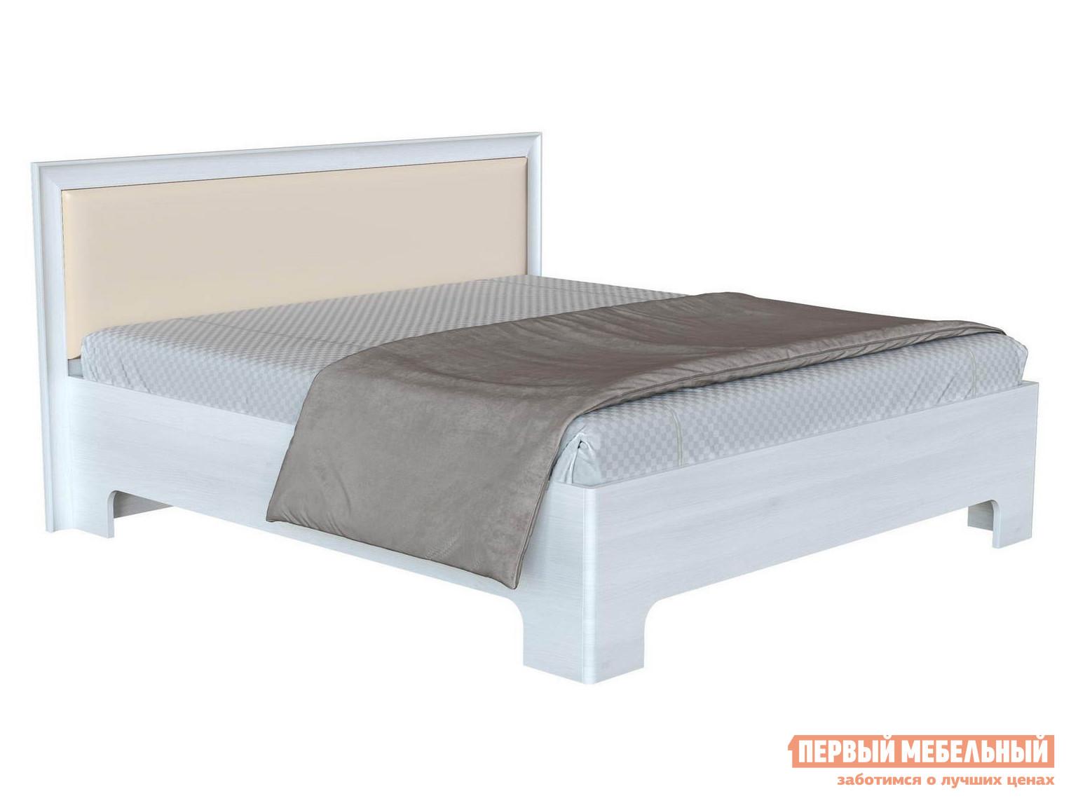 Полутороспальная кровать Первый Мебельный Прато 1-1,5 полутороспальная кровать первый мебельный кровать ненси 1 4м