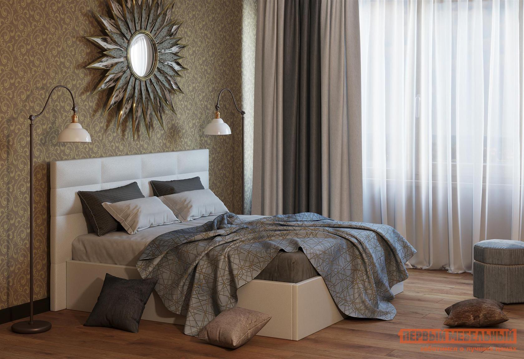 Полутороспальная кровать с подъемным механизмом Первый Мебельный Коста кровать с подъемным механизмом первый мебельный луиза