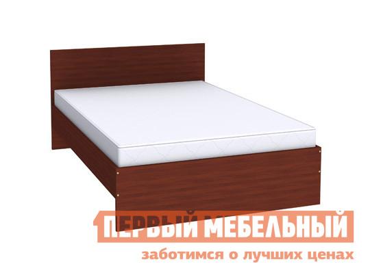 Полутороспальная кровать Первый Мебельный Кровать Мерлен 140х200
