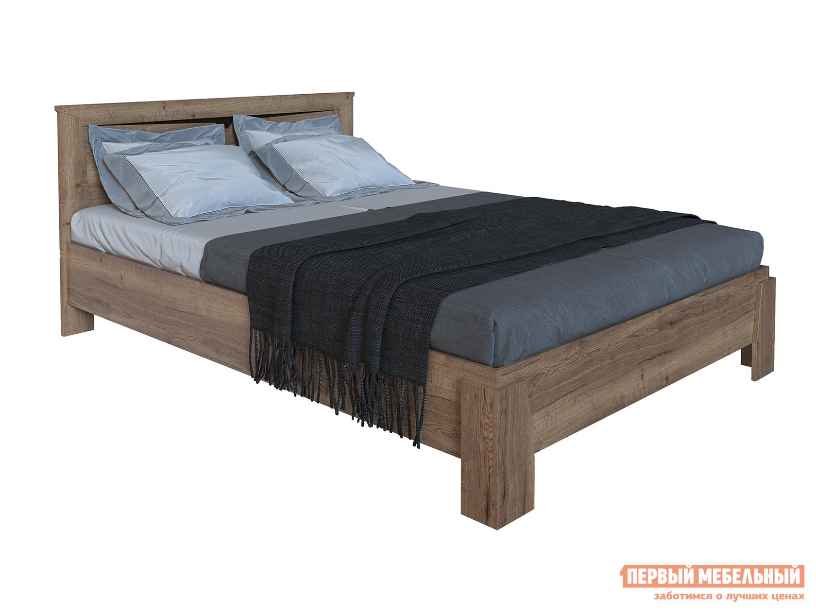Полутороспальная кровать Первый Мебельный Кровать Гарда NEW 140х200 полутороспальная кровать первый мебельный кровать гарда new 140х200