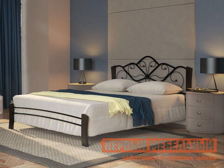 Полутороспальная кровать Первый Мебельный Веста Лайт 140х200 полутороспальная кровать первый мебельный кровать милана 140х200