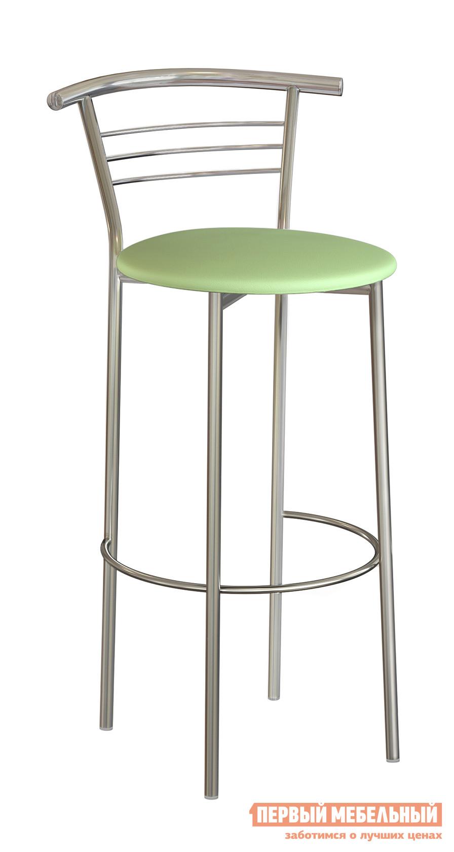 Круглый барный стул для кухни Первый Мебельный Маркус барный стул первый мебельный маркус