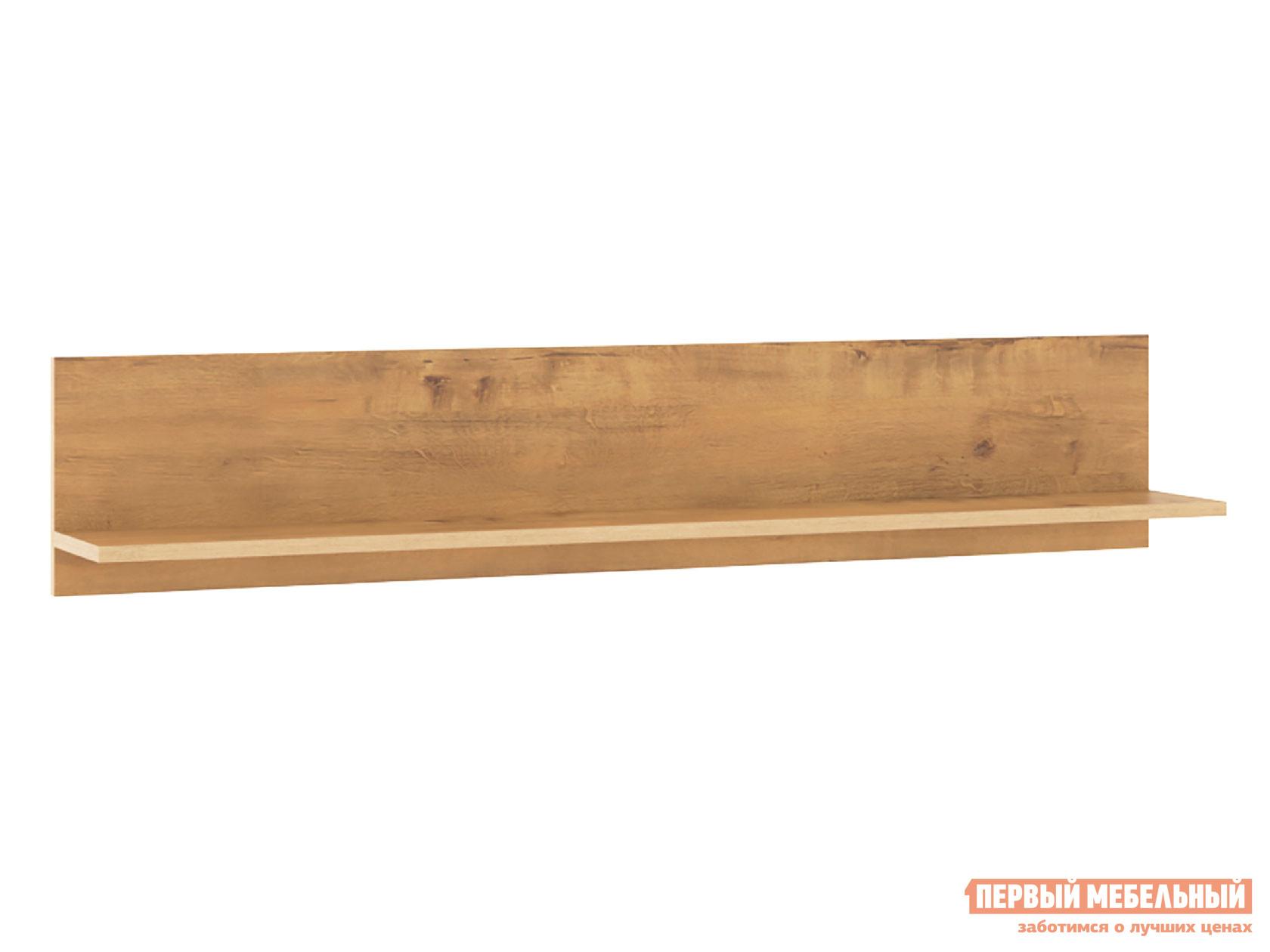Фото - Настенная полка Первый Мебельный Полка Вирджиния 011.62 настенная полка первый мебельный полка угловая маркиза