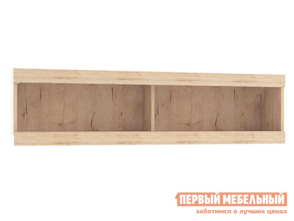 Настенная полка Первый Мебельный Шкаф навесной 1,2,3 Оскар