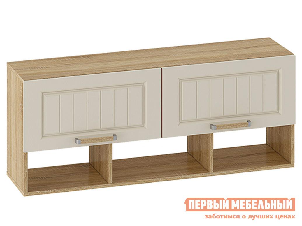Навесной шкаф Первый Мебельный Шкаф навесной Маркиза навесной шкаф первый мебельный шкаф навесной длинный маркиза